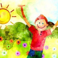 10 вещей, которые вы забываете дать ребенку в лагерь