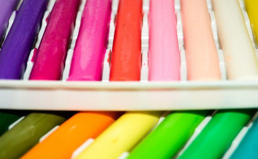 10 материалов для детской лепки