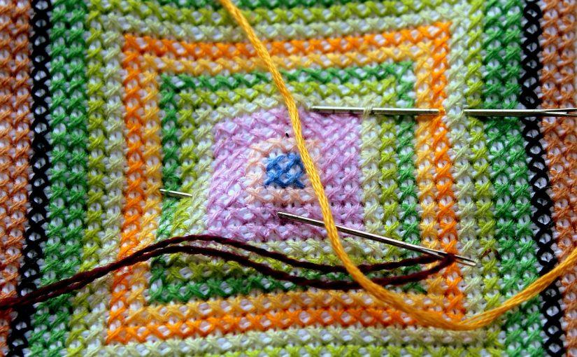 Традиции старинной вышивки: сокровища бабушкиного сундука