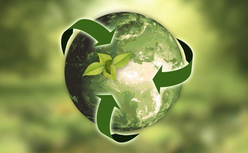 Земной шар и экология