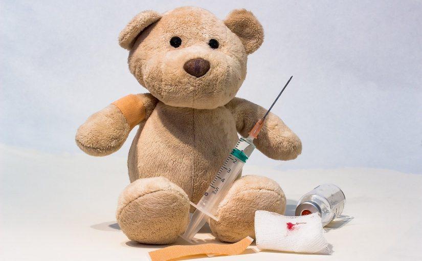 Колкая тема: я прививок не боюсь?