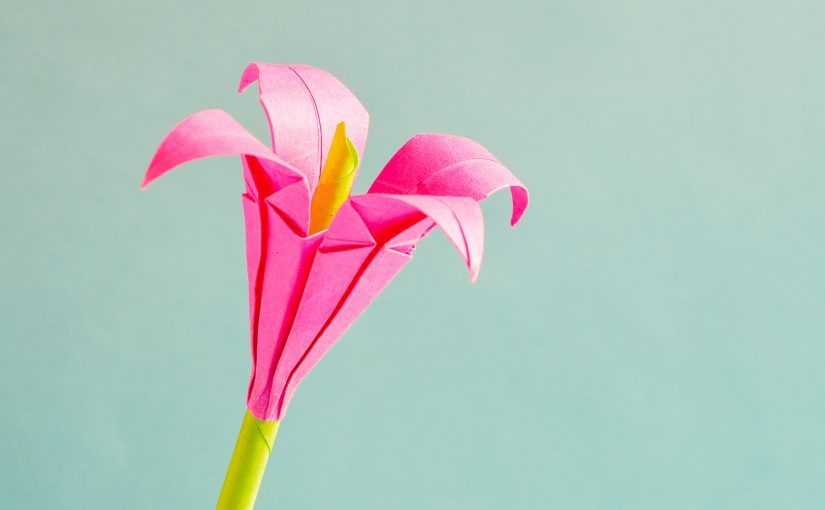 Оригами: лист бумаги для творческого вдохновения
